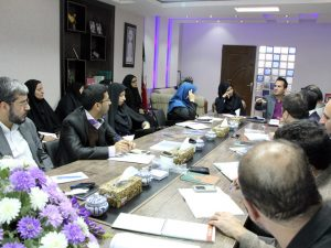 Meeting in Yazd